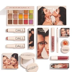 BNIB LE Kylie x Kendall Complete Collection Set!
